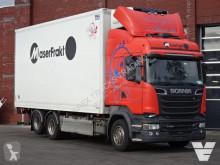 Kamión Scania R 580 chladiarenské vozidlo jedna teplota ojazdený