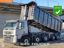 Vrachtwagen kipper Terberg FM 2850 10X4 33m3 VEB+ Big-Axle Lift+Lenkachse