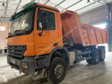 Camion Mercedes Actros 3341 benă pt. lucrări publice second-hand