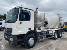 Mercedes Actros 3332 truck used concrete mixer
