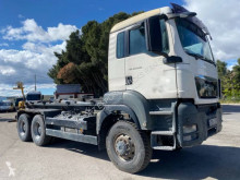 Camion polybenne MAN TGS 33.440