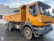 Camion Renault Kerax 300.26 porte containers occasion