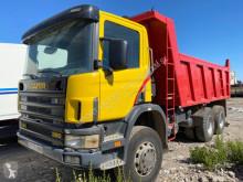 Scania billenőkocsi alapozáshoz teherautó P 380