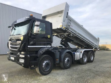 Iveco Stralis X-Way truck used two-way side tipper