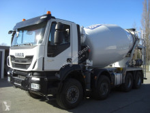 Camion Iveco AD410TB / 450PS EURO6 béton toupie / Malaxeur occasion