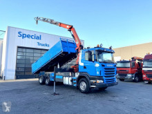 Camion Scania R 400 benne occasion