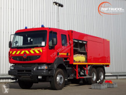Camion Renault Kerax 380.32 pompiers occasion