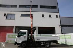 Kamion plošina bočnice Renault D-Series