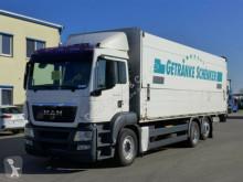 Camion fourgon brasseur MAN TGS TGS 26.400*Euro 5*LBW*Klima*Kühlbox*Orten Aufbau