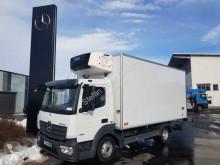 Kamión chladiarenské vozidlo Mercedes Atego Atego 816 4x2 Tiefkühlkoffer Carrier Supra 850