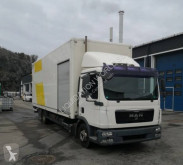MAN 12.250 Equipped with full UV equipment truck used box