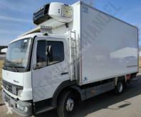Camion frigo Mercedes Atego Atego II - 1018 NL - Carrier - Rohrbahnen
