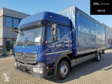 Mercedes Atego Atego 1530 L / Ladebordwand truck used tarp