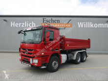 Mercedes three-way side tipper truck 2646, 6x4, Meiller 3-Seiten-Kipper, EUR 5