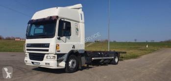 Kamión DAF CF75 310 na prepravu kontajnerov ojazdený