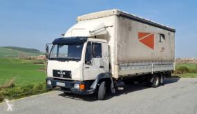 Camion MAN LC 8.224 rideaux coulissants (plsc) occasion