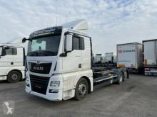 MAN chassis truck TGX TGX 26.460 LL Jumbo, Multiwechsler 3 Achs BDF W