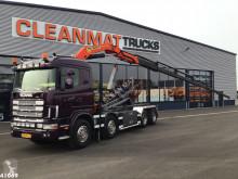 Scania R tweedehands haakarmsysteem