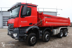 卡车 车厢 无公告 MERCEDES-BENZ Arocs 4142 8x6 BB