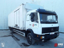 Camion Mercedes Ecoliner furgon second-hand