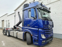 Camión Mercedes Actros 2545 LL/46/6x2-4 2545 LL/46/6x2-4, Lenk-Liftachse, Meiller RK 2065 Gancho portacontenedor usado