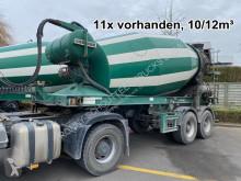 Kamión betonárske zariadenie domiešavač LIEBHERR Betonmischer 10/12m³ LIEBHERR Betonmischer 10/12m³, 11x vorhanden!