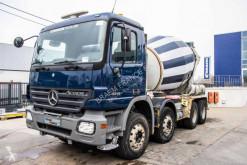 Camion Mercedes Actros 3241 béton toupie / Malaxeur occasion