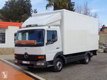 Mercedes car carrier truck Atego 815