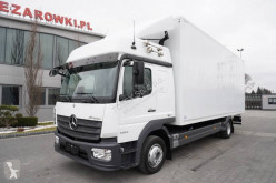 Mercedes Atego 1224 truck used double deck box