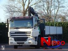 Kamion DAF CF 75.250 plošina použitý