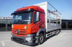 Camião cortinas deslizantes (plcd) Mercedes Actros 2536