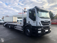 Camion transport utilaje Iveco Stralis AD 260 S 36 Y/PS
