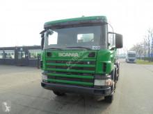 Vrachtwagen Scania P124 tweedehands beton molen / Mixer