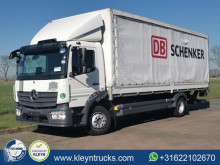Mercedes Atego 1224 truck used tarp