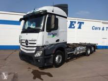Camión BDF Mercedes Actros 2543 L