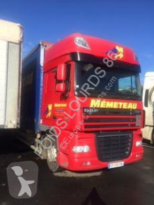 Camion DAF XF105 460 rideaux coulissants (plsc) occasion