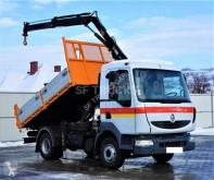 Renault Midlum 220 truck used tipper