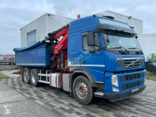 Volvo FM 410 truck used tipper