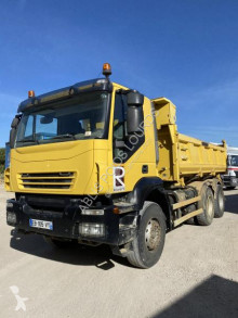 Camion Iveco AD260T36 benă bilaterala second-hand