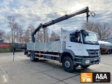 Mercedes Axor 1829 KN truck used flatbed