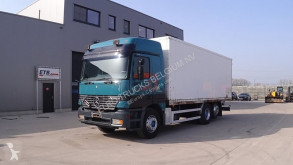 Mercedes box truck Actros 2540