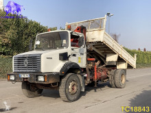 Camion Renault Gamme C 300 benne occasion