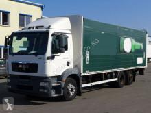 MAN beverage delivery box truck TGM TGM 22.250*Euro 5EEV*MBB 2.5T*Lenkachse*