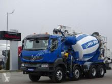 Camion pompe à béton Renault KERAX 450 / MIXER + PUMP - PUTZMEISTER 24 M