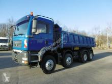 MAN TGA 35.430 TGA Meiller Bordmatik Kipper 8x4 truck used tipper