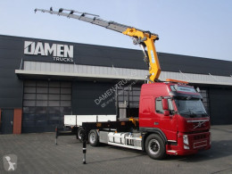 Volvo flatbed truck FM 420
