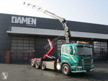 Camion polybenne Scania P 440