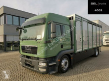 Camion remorcă transport animale MAN TGM TGM 18.340 4x2 LL / 1 Stock