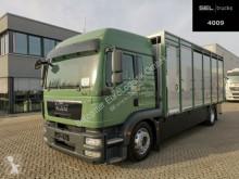 Kamion přívěs pro přepravu dobytka MAN TGM TGM 18.340 4x2 LL / 1 Stock
