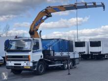 Vrachtwagen DAF CF tweedehands platte bak